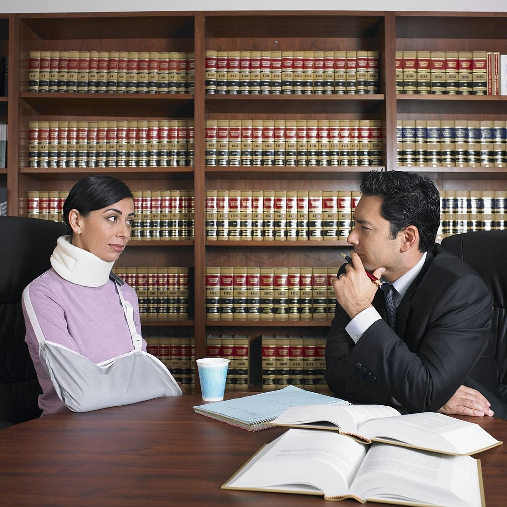 What are the credentials of a personal injury lawyer?